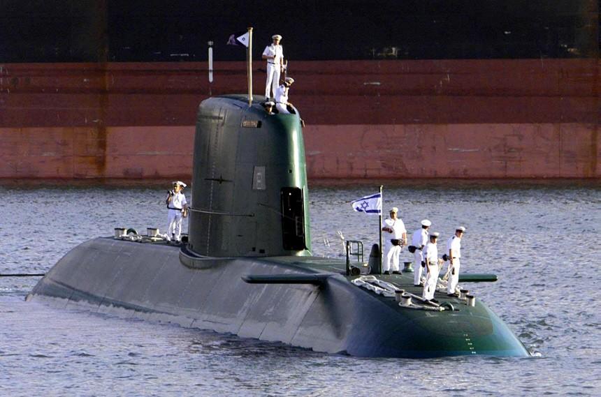 Deutsches U-Boot Israel