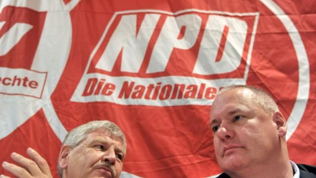 DVU-Bundesparteitag