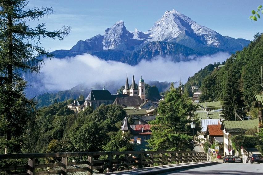 Berchtesgaden Berchtesgadener Land Watzmann Jenner Tourismus Königssee