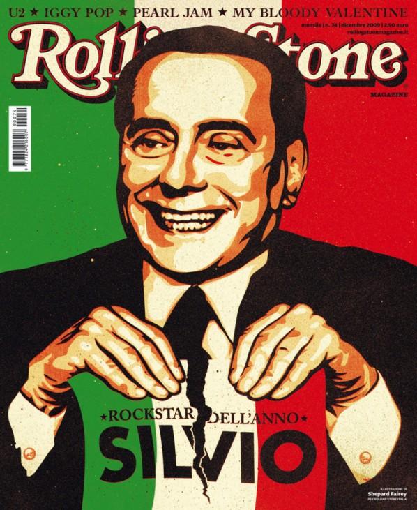 Magazin erklärt Berlusconi zum 'Rockstar des Jahres'