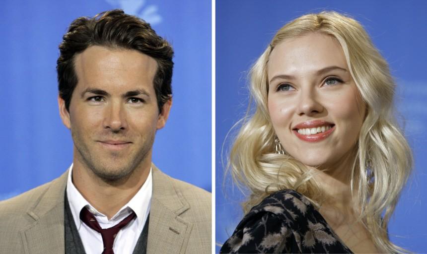 Scheidung für Scarlett Johansson und Ryan Reynolds