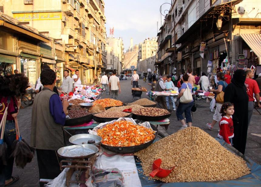 Wo Abraham seine Kuh molk: Ein Spaziergang durch Aleppo
