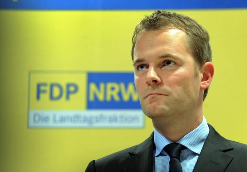FDP NRW - Daniel Bahr