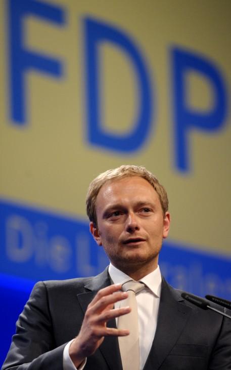 FDP-Generalsekretaer haelt Koalition mit der SPD fuer moeglich
