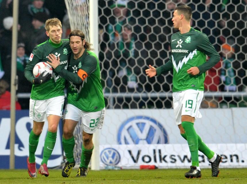 Werder Bremen - 1.FC Kaiserslautern