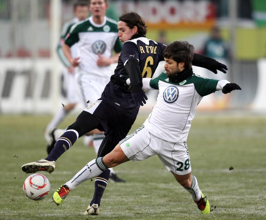 VfL Wolfsburg  - TSG 1899 Hoffenheim