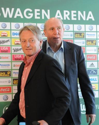 VfL Wolfsburg - Lorenz-Günther Köstner