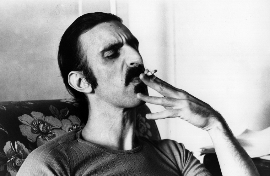 Zappa Smoking