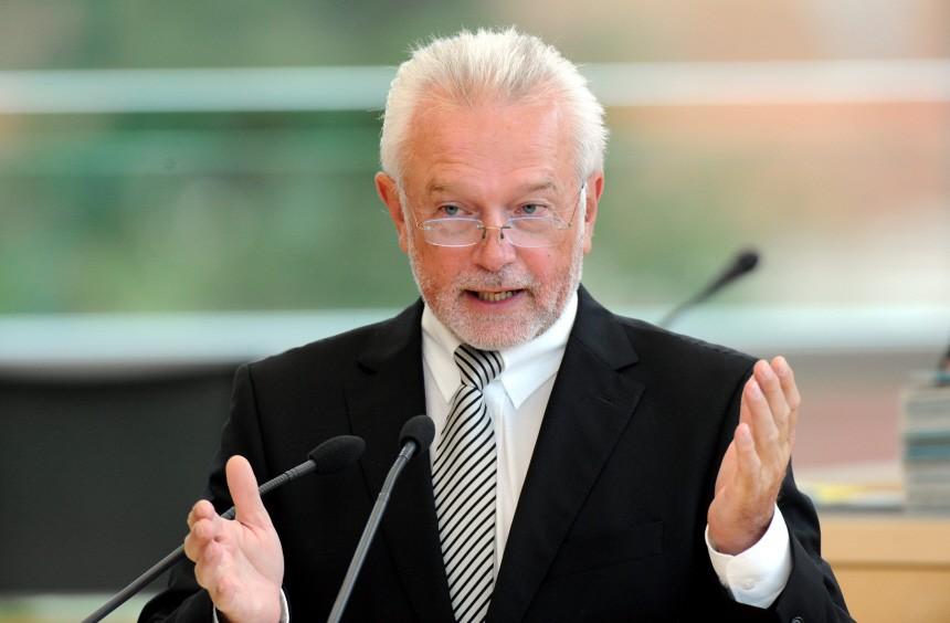 Landtag - Kubicki FDP Westerwelle