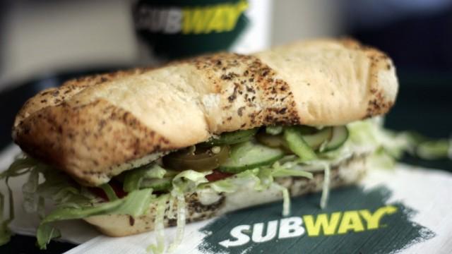 US-Sandwichkette Subway