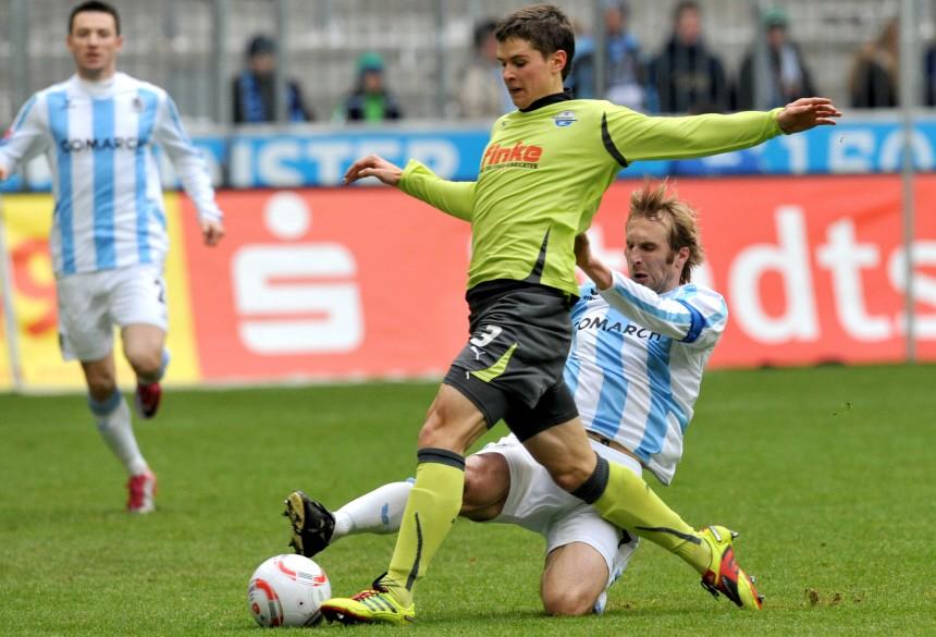 TSV 1860 München - SC Paderborn