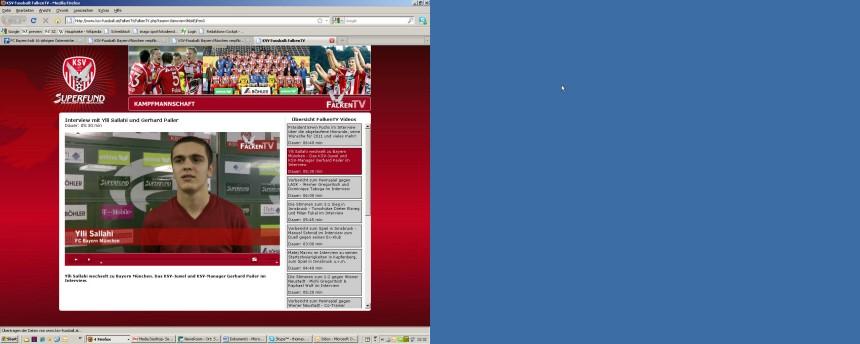 Ylli Sallahi wechselt zu Bayern München