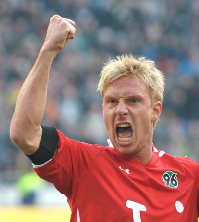 Borussia Mönchengladbach verpflichtet Mike Hanke