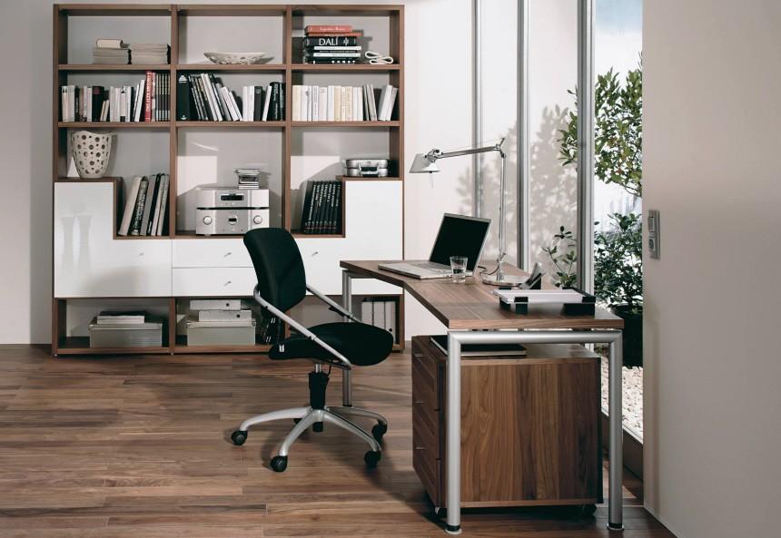 Themendienst Wohnen: Ein Home-Office braucht Licht und Luft
