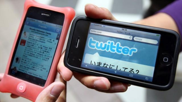 Neue Unternehmenspolitik: Der Mikroblogging-Dienst Twitter will künftig bestimmte Botschaften in einzelnen Ländern ausblenden. Allerdings ist unklar, wo Twitter die Grenze ziehen möchte.
