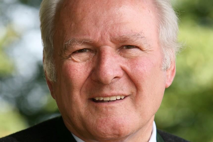 Claus Hipp wird 70