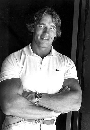 Juni 1981 Schwarzenegger