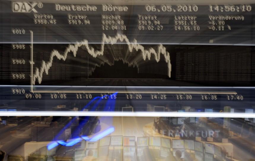 Jahresrückblick 2010 - 'Flash Crash' durch Händler-Fehler