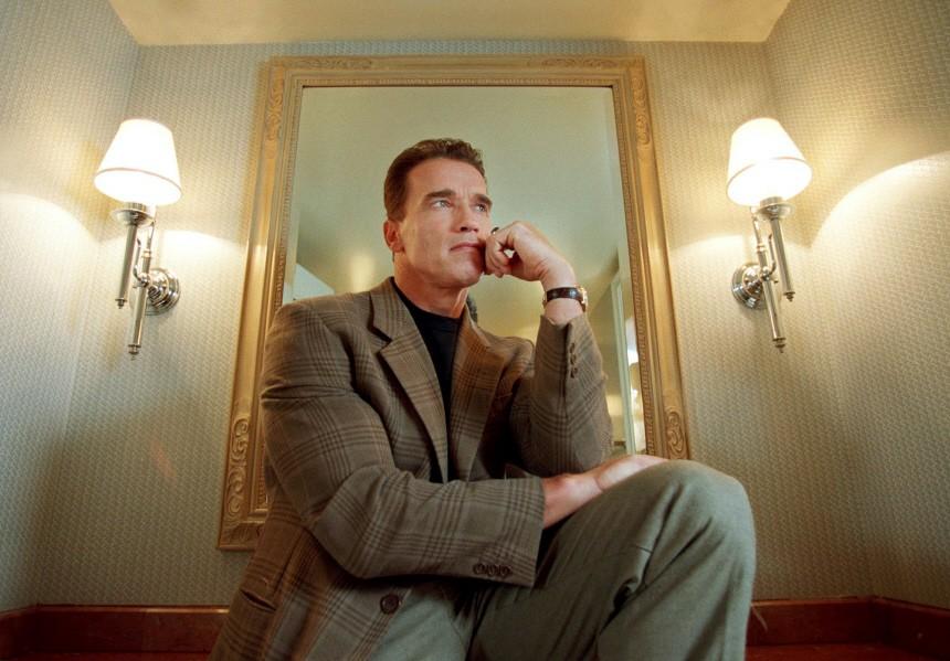 Arnold Schwarzenegger, 1996