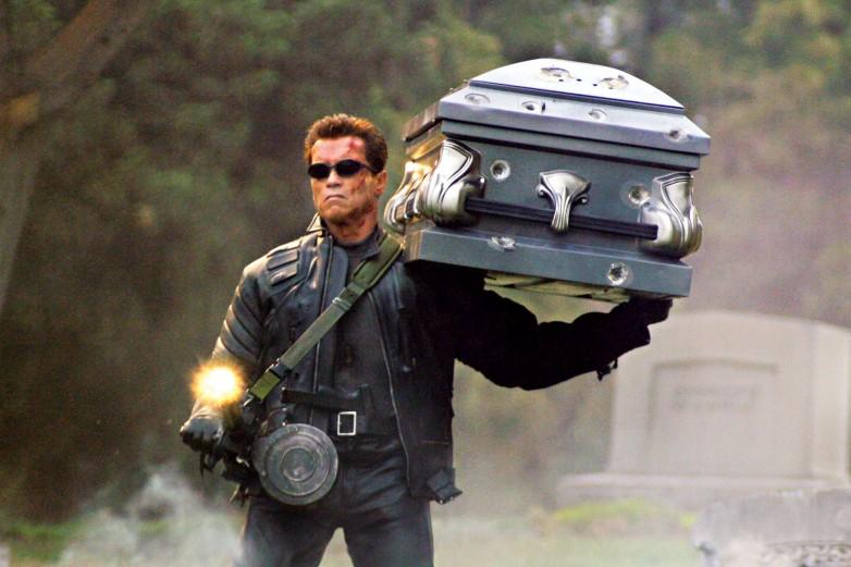 Arnold Schwarzenegger Terminator 3 - Rebellion der Maschinen