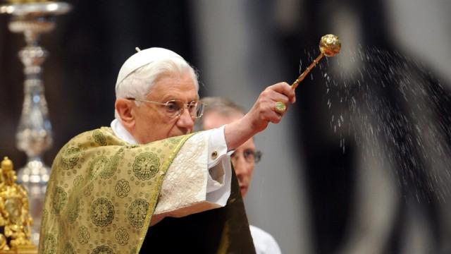 Weltbischofstreffen zum Thema Nahost beginnt in Rom - Pabstmesse