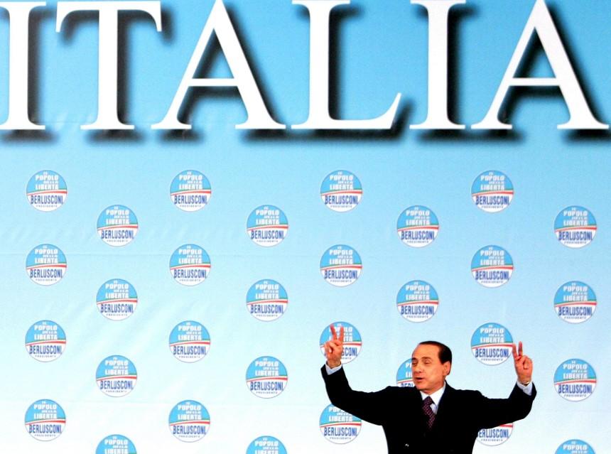 Klarer Sieg für Berlusconi in beiden Kammern