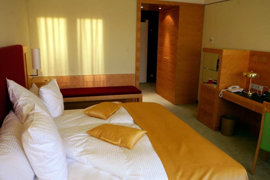Vor allem kleinere Hotels nutzen das Steuergeschenk