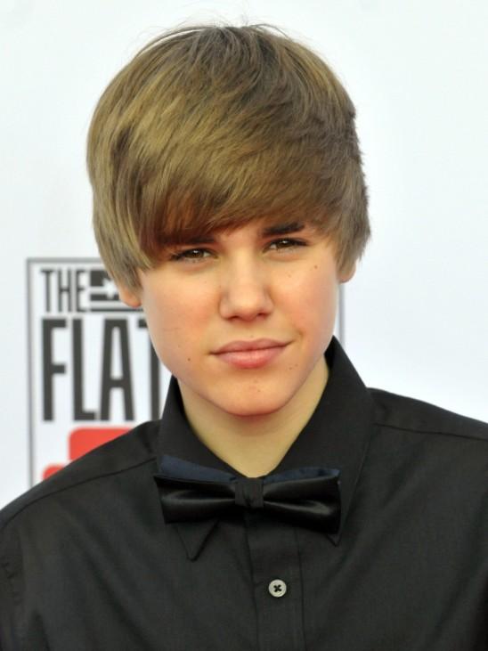 Kinderdienst: Jahresrueckblick 2010 - Leute: Justin Bieber
