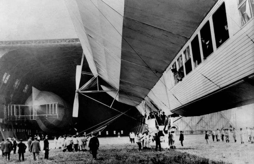 100 Jahre Flughafen Hamburg