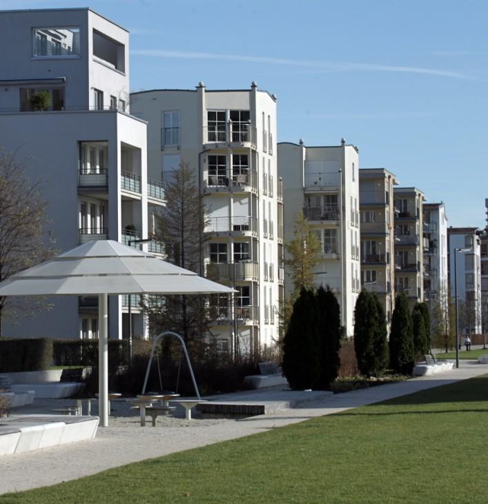Arnulfpark / Arnulf-Park