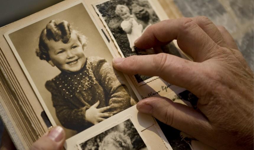 In Himmlers 'Lebensborn'-Heimen sollte die 'Herrenrasse' gezuechtet werden