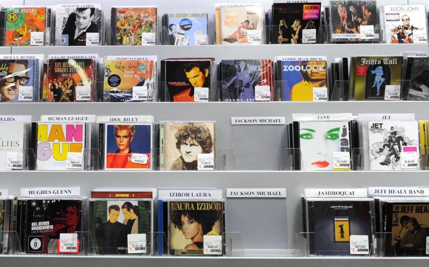 Jackson-Fans kaufen CD-Regale leer
