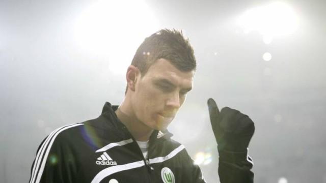 Dzeko Wolfsburg