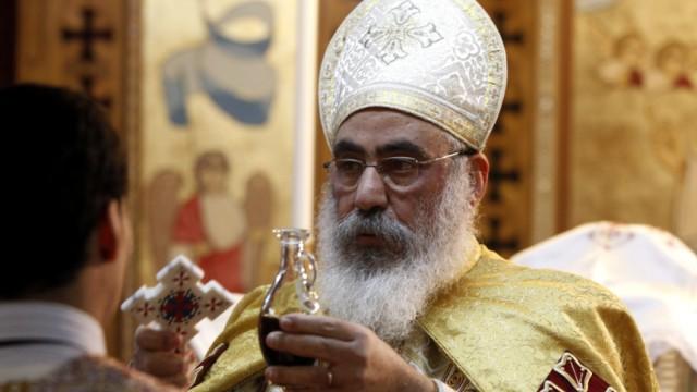 Koptische Christen feiern Weihnachtsfest