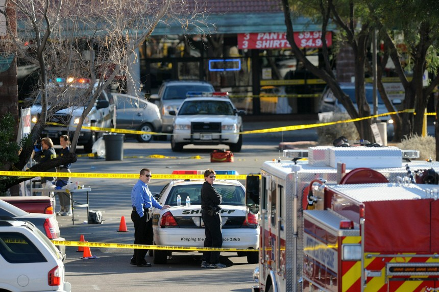 Rep. Gabrielle Giffords, Several Others Shot By Gunman At Public Event