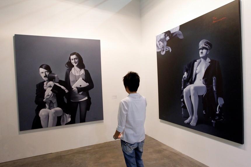 Art Stage Singapore Fair Opens