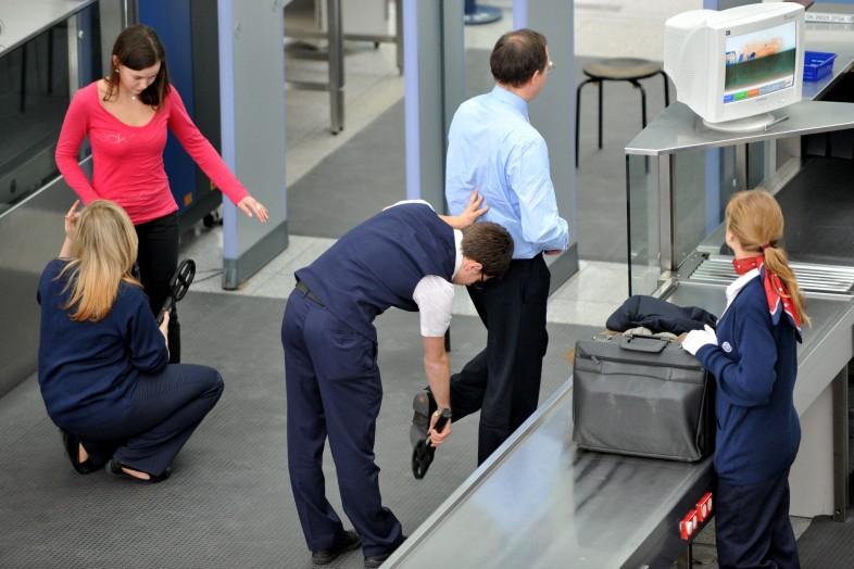 """Debatte über ´Profiling"""" von Passagieren"""