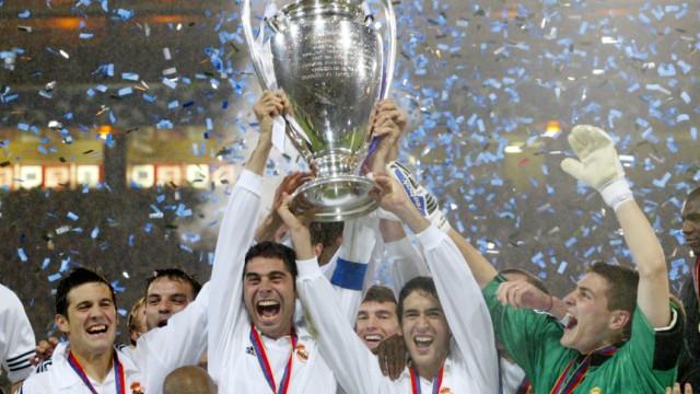 Champions League Finale 2002: Bayer 04 Leverkusen gegen Real Madrid 1:2