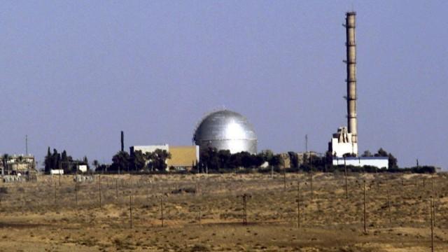 Israels verborgenes Atomarsenal ist kein Geheimnis mehr - Reaktor