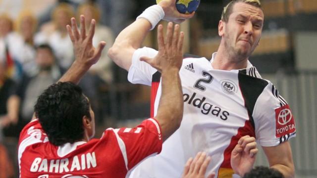 Handball-WM Bahrain - Deutschland