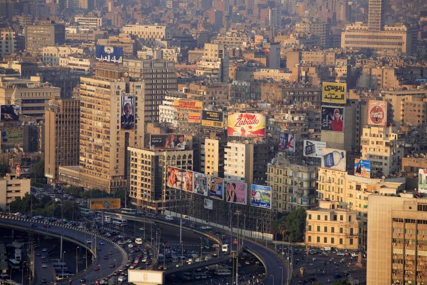 Küsschen und Kakerlaken - Als Tourist durch Kairo