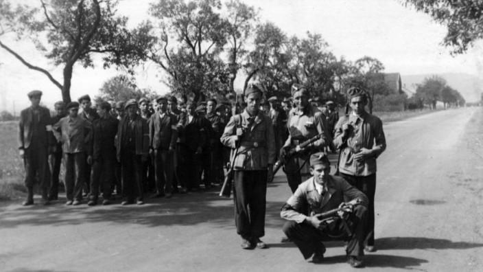 Sudenten Deutsche Tschechen Rache 1945 Foto: Privatarchiv J. H. Hasenöhrl
