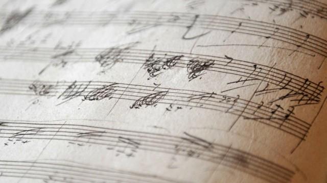 Originalhandschrift von Beethovens Diabelli-Variationen