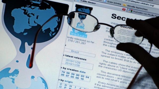 US-Großbank nächstes Ziel von Wikileaks