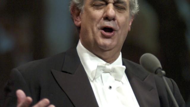 Placido Domingo wird 70