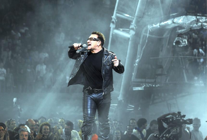 U2 in Zürich