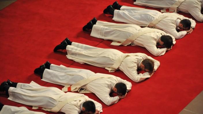 Priesterweihe der Erdiözese Freiburg