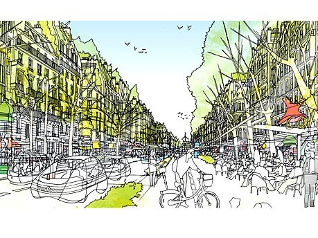 Paris City 2030