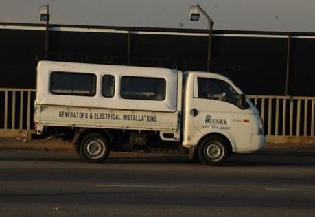 Weltspiegel (23): Automarkt Südafrika Hyundai H-100