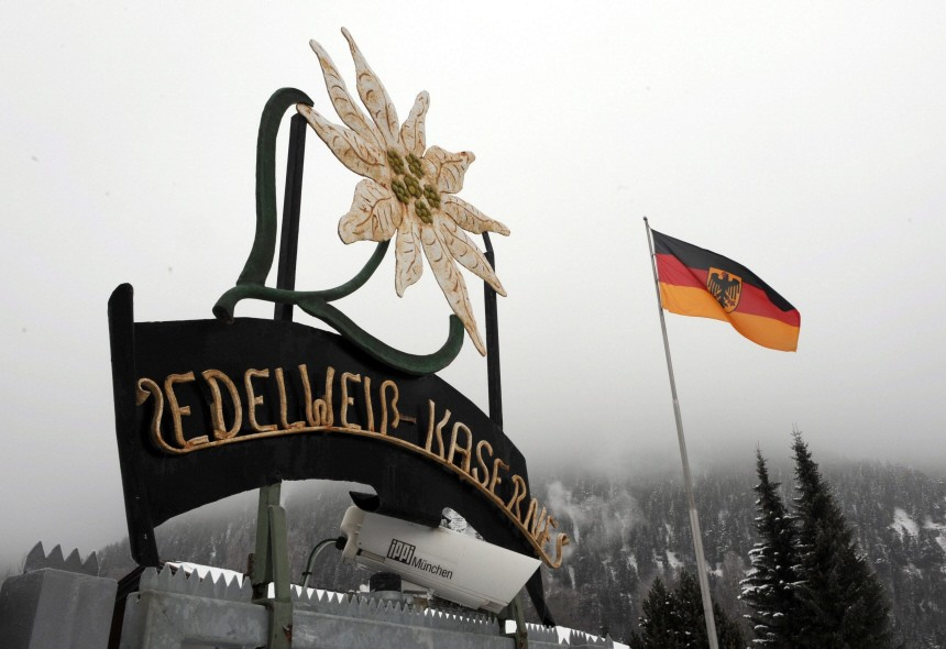 Jahresrückblick 2010 - Gebirgsjäger Mittenwald